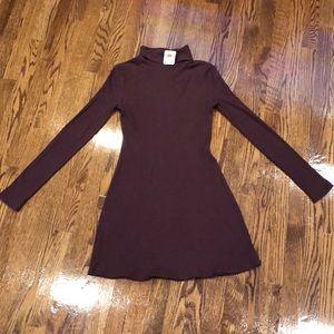 BDG Turtleneck Dress 🐢
